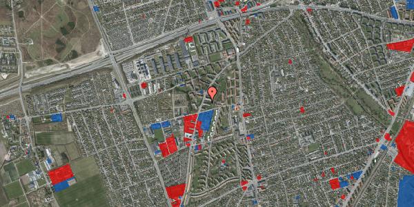 Jordforureningskort på Arnold Nielsens Boulevard 37, 3. th, 2650 Hvidovre