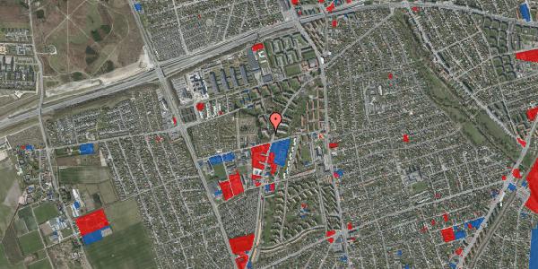 Jordforureningskort på Arnold Nielsens Boulevard 38, 3. th, 2650 Hvidovre