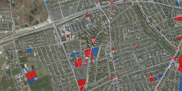 Jordforureningskort på Arnold Nielsens Boulevard 38, 3. tv, 2650 Hvidovre