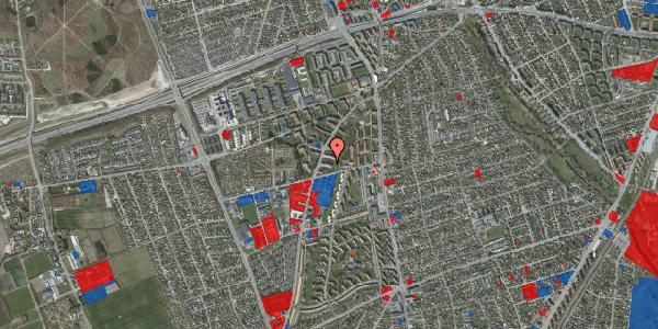 Jordforureningskort på Arnold Nielsens Boulevard 39, st. th, 2650 Hvidovre