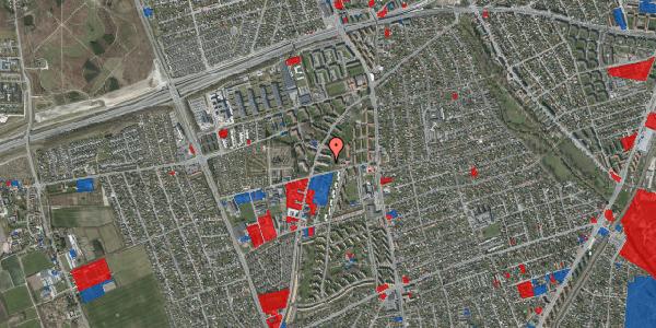 Jordforureningskort på Arnold Nielsens Boulevard 41, 2. th, 2650 Hvidovre