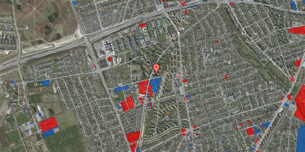 Jordforureningskort på Arnold Nielsens Boulevard 43, 2. th, 2650 Hvidovre