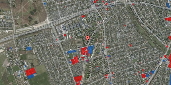 Jordforureningskort på Arnold Nielsens Boulevard 44, st. th, 2650 Hvidovre