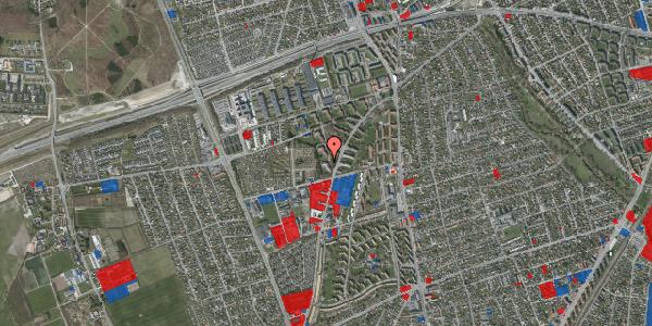 Jordforureningskort på Arnold Nielsens Boulevard 44, st. tv, 2650 Hvidovre