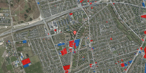 Jordforureningskort på Arnold Nielsens Boulevard 44, 3. th, 2650 Hvidovre