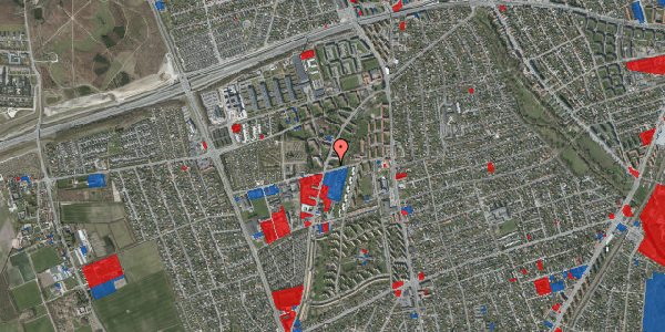 Jordforureningskort på Arnold Nielsens Boulevard 45, st. tv, 2650 Hvidovre