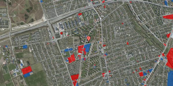 Jordforureningskort på Arnold Nielsens Boulevard 45, 1. th, 2650 Hvidovre