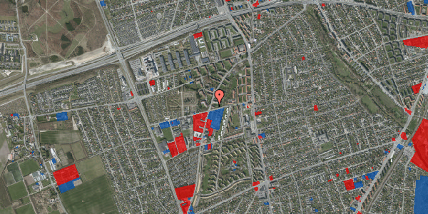 Jordforureningskort på Arnold Nielsens Boulevard 45, 3. tv, 2650 Hvidovre