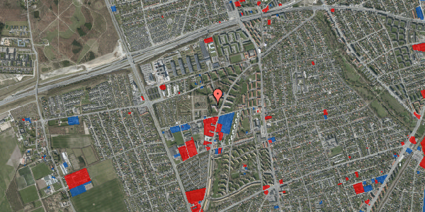 Jordforureningskort på Arnold Nielsens Boulevard 46, 1. th, 2650 Hvidovre