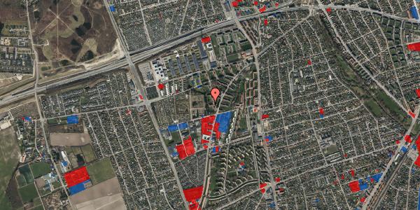 Jordforureningskort på Arnold Nielsens Boulevard 46, 2. tv, 2650 Hvidovre