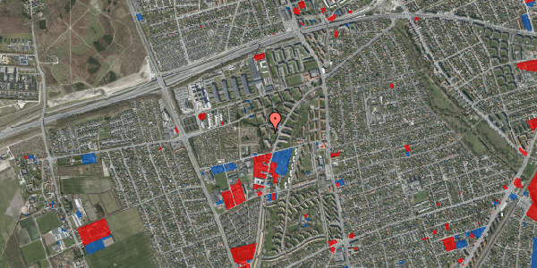 Jordforureningskort på Arnold Nielsens Boulevard 48, st. th, 2650 Hvidovre