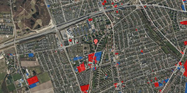 Jordforureningskort på Arnold Nielsens Boulevard 48, 1. th, 2650 Hvidovre