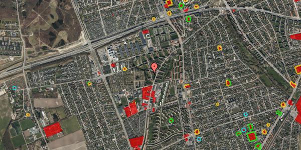 Jordforureningskort på Arnold Nielsens Boulevard 48, 2. th, 2650 Hvidovre