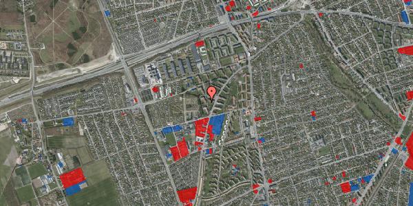 Jordforureningskort på Arnold Nielsens Boulevard 48, 3. th, 2650 Hvidovre
