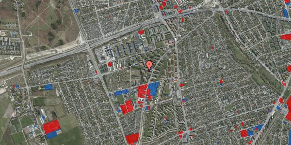 Jordforureningskort på Arnold Nielsens Boulevard 50, st. tv, 2650 Hvidovre