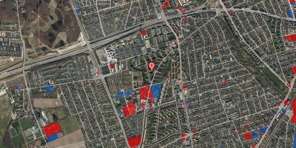 Jordforureningskort på Arnold Nielsens Boulevard 50, 1. tv, 2650 Hvidovre