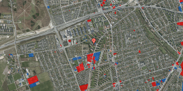 Jordforureningskort på Arnold Nielsens Boulevard 52, st. th, 2650 Hvidovre