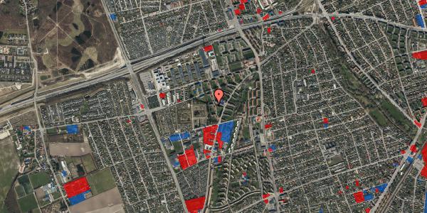 Jordforureningskort på Arnold Nielsens Boulevard 52, 1. th, 2650 Hvidovre