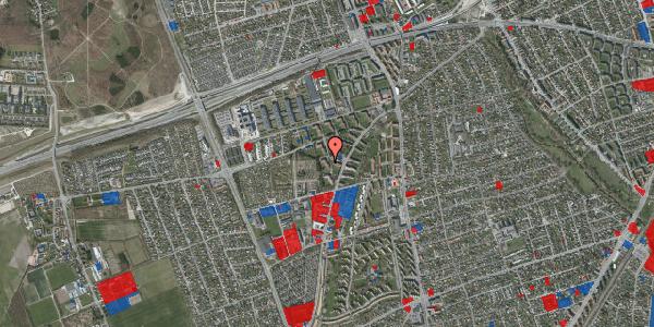 Jordforureningskort på Arnold Nielsens Boulevard 52, 2. th, 2650 Hvidovre