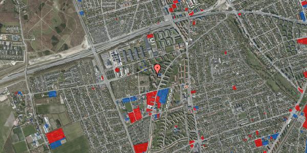 Jordforureningskort på Arnold Nielsens Boulevard 54, 1. th, 2650 Hvidovre