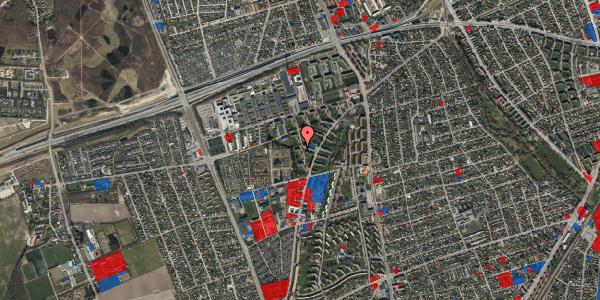Jordforureningskort på Arnold Nielsens Boulevard 54, 3. th, 2650 Hvidovre