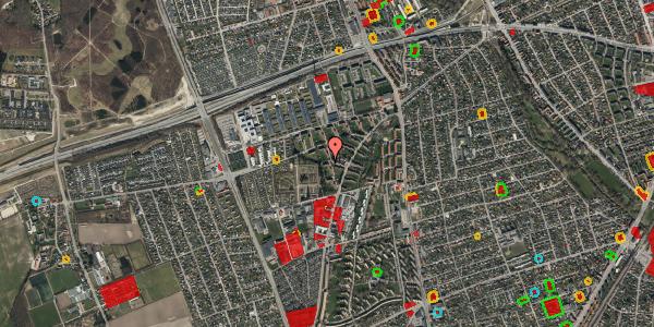 Jordforureningskort på Arnold Nielsens Boulevard 56, 3. th, 2650 Hvidovre