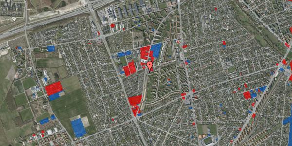 Jordforureningskort på Arnold Nielsens Boulevard 57, 2650 Hvidovre