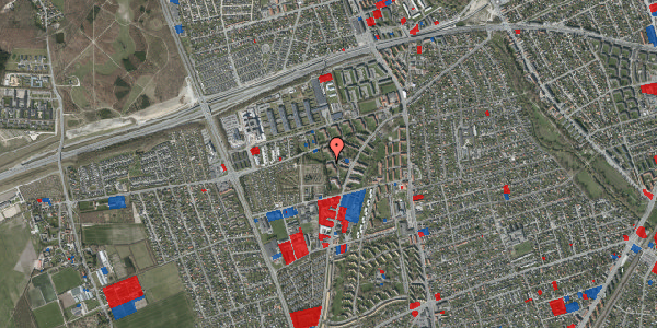 Jordforureningskort på Arnold Nielsens Boulevard 58, st. th, 2650 Hvidovre