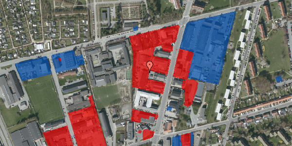 Jordforureningskort på Arnold Nielsens Boulevard 64B, 2650 Hvidovre