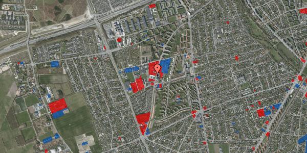 Jordforureningskort på Arnold Nielsens Boulevard 68A, 1. 2, 2650 Hvidovre