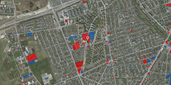 Jordforureningskort på Arnold Nielsens Boulevard 70, 2650 Hvidovre