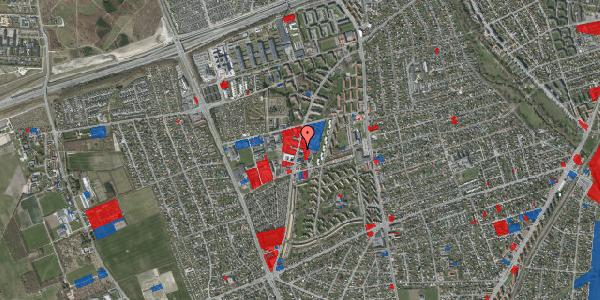 Jordforureningskort på Arnold Nielsens Boulevard 71, 2650 Hvidovre