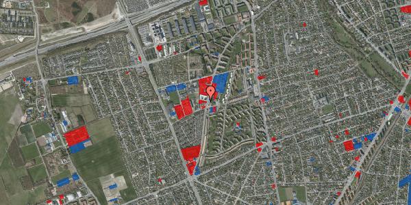 Jordforureningskort på Arnold Nielsens Boulevard 72, 2650 Hvidovre