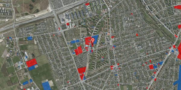 Jordforureningskort på Arnold Nielsens Boulevard 73, 2650 Hvidovre