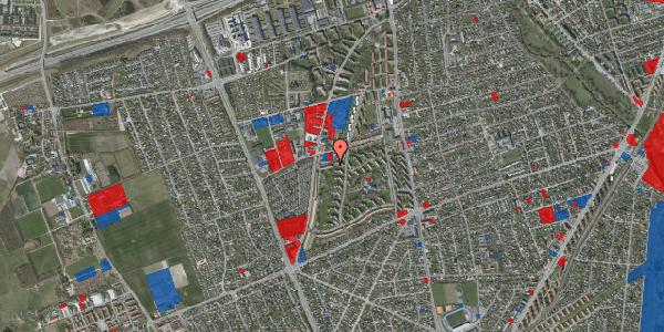 Jordforureningskort på Arnold Nielsens Boulevard 87A, 2650 Hvidovre