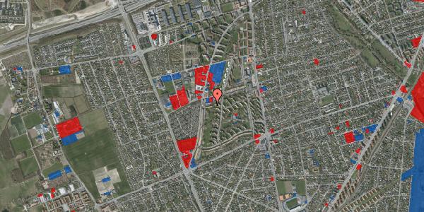 Jordforureningskort på Arnold Nielsens Boulevard 87B, 2650 Hvidovre