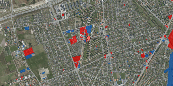 Jordforureningskort på Arnold Nielsens Boulevard 89B, 2650 Hvidovre