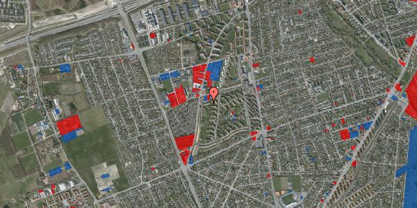 Jordforureningskort på Arnold Nielsens Boulevard 91A, 2650 Hvidovre