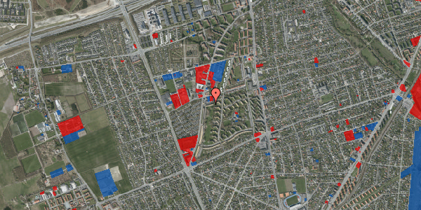 Jordforureningskort på Arnold Nielsens Boulevard 93B, 2650 Hvidovre