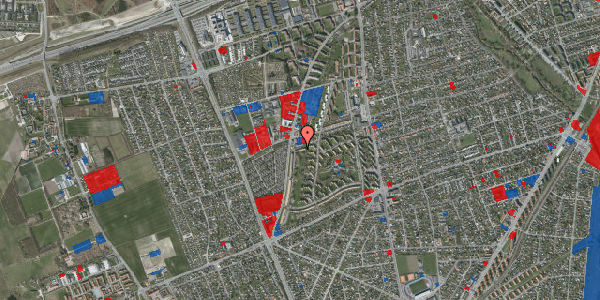 Jordforureningskort på Arnold Nielsens Boulevard 97A, 2650 Hvidovre