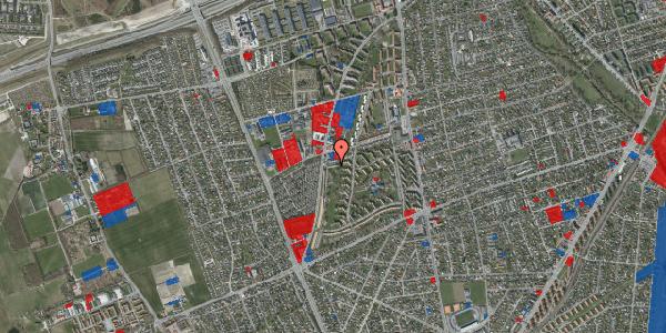 Jordforureningskort på Arnold Nielsens Boulevard 97B, 2650 Hvidovre