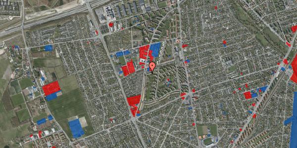 Jordforureningskort på Arnold Nielsens Boulevard 99B, 2650 Hvidovre