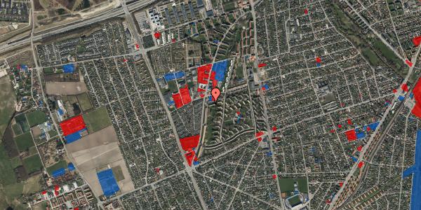 Jordforureningskort på Arnold Nielsens Boulevard 99, st. , 2650 Hvidovre