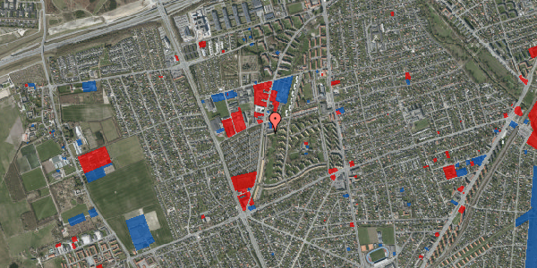 Jordforureningskort på Arnold Nielsens Boulevard 103B, 2650 Hvidovre