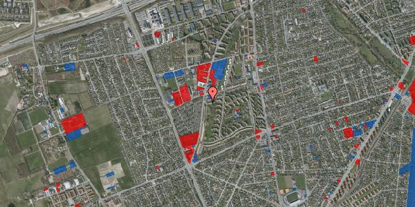 Jordforureningskort på Arnold Nielsens Boulevard 105, st. , 2650 Hvidovre
