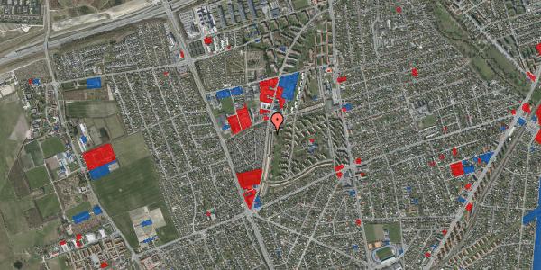 Jordforureningskort på Arnold Nielsens Boulevard 107, 2. tv, 2650 Hvidovre