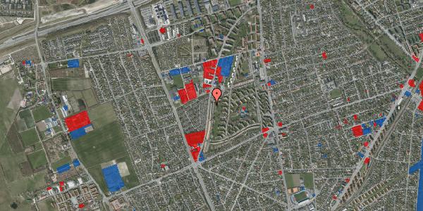 Jordforureningskort på Arnold Nielsens Boulevard 109, 1. th, 2650 Hvidovre