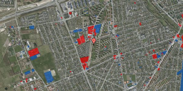 Jordforureningskort på Arnold Nielsens Boulevard 109, 2. th, 2650 Hvidovre