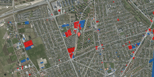 Jordforureningskort på Arnold Nielsens Boulevard 111, st. th, 2650 Hvidovre