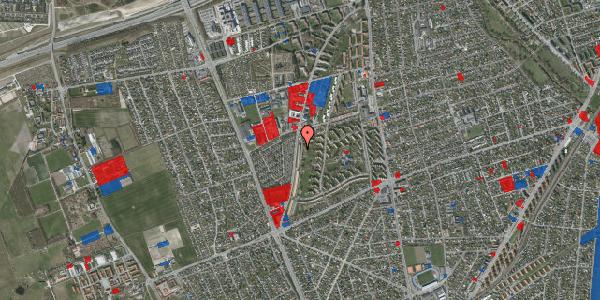 Jordforureningskort på Arnold Nielsens Boulevard 111, 1. th, 2650 Hvidovre